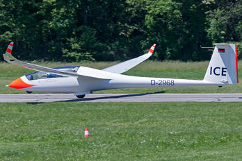 D-2968 - Private Schempp-Hirth Duo Discus