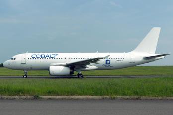 5B-DCQ - Cobalt Airbus A320