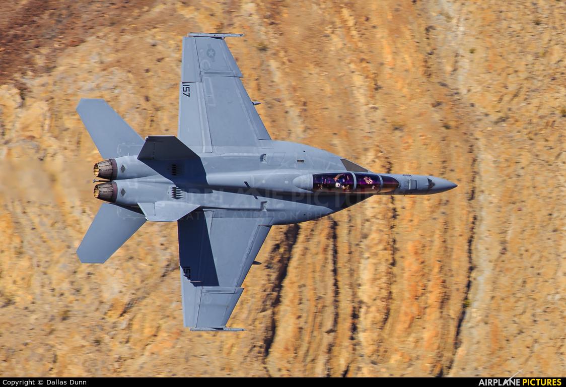 USA - Navy 157 aircraft at Rainbow Canyon - Off Airport
