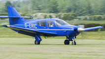 G-ERIC - Private Rockwell Commander 112 aircraft