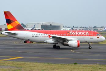 HK-4553 - Avianca Airbus A319