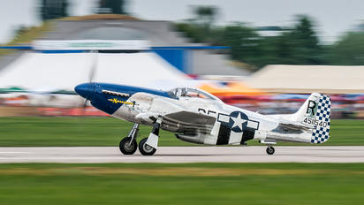 N151W - Private North American F-51D Mustang