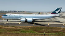 B-LJJ - Cathay Pacific Cargo Boeing 747-8F aircraft