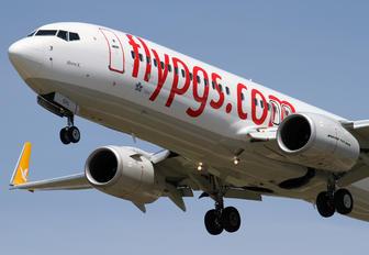 TC-CPJ - Pegasus Boeing 737-800