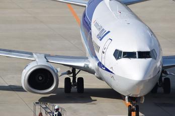 JA300K - ANA Wings Boeing 737-500