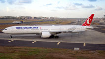 TC-LKA - Turkish Airlines Boeing 777-300ER aircraft