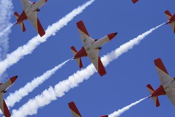 - - Spain - Air Force : Patrulla Aguila Casa C-101EB Aviojet