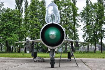 #1 Poland - Air Force Mikoyan-Gurevich MiG-21PF 1801 taken by Marcin Głodzik