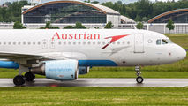 OE-LBW - Austrian Airlines/Arrows/Tyrolean Airbus A320 aircraft