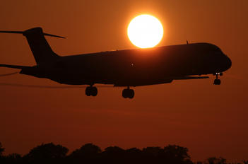 G-FLTK - Flightline McDonnell Douglas MD-83