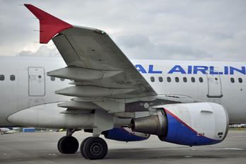 VQ-BOB - Ural Airlines Airbus A321