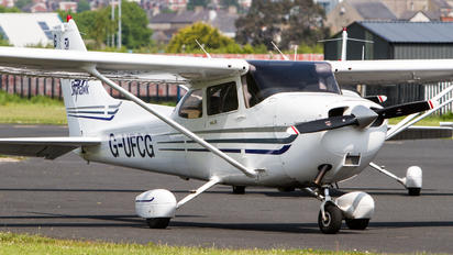 G-UFCG - Ulster Flying Club Cessna 172 Skyhawk (all models except RG)