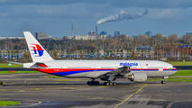 9M-MRL - Malaysia Airlines Boeing 777-200ER aircraft