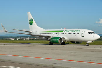 D-AGES - Germania Boeing 737-700