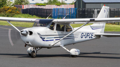 G-UFCE - Ulster Flying Club Cessna 172 Skyhawk (all models except RG)