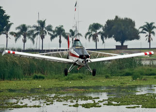 XB-EZB - Private Cessna 188 AG-series