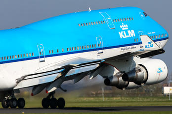PH-BFI - KLM Boeing 747-400