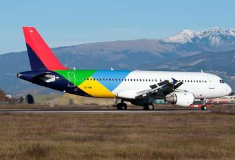 TS-INN - Nouvelair Airbus A320