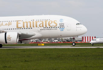 A6-E06 - Emirates Airlines Airbus A380