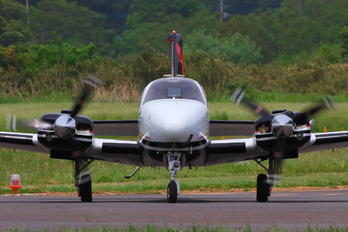 JA101Q - Private Beechcraft 58 Baron