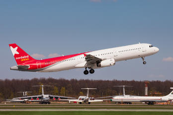 VP-BRD - Nordwind Airlines Airbus A321