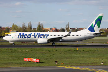 OM-GEX - Med-View Airline Boeing 737-800