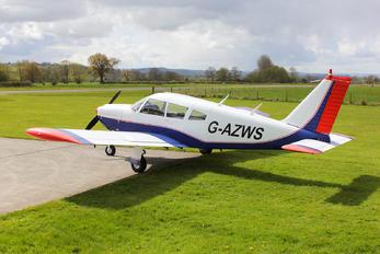 G-AZWS - Private Piper PA-28R Arrow /  RT Turbo Arrow