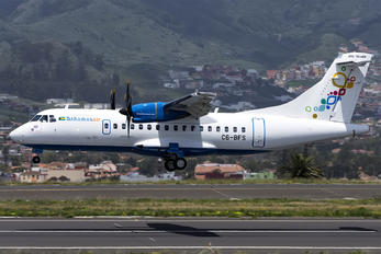 C6-BFS - Bahamasair ATR 42 (all models)