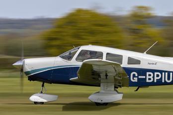 G-BPIU - Private Piper PA-28 Warrior