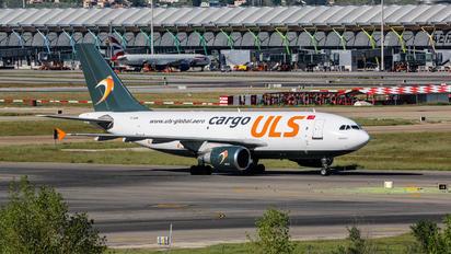TC-SGM - ULS Cargo Airbus A310F