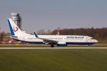 VQ-BJX - Orenair Boeing 737-800
