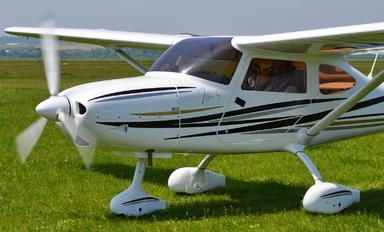 OK-UUA95 - Private TL-Ultralight TL-3000 Sirius