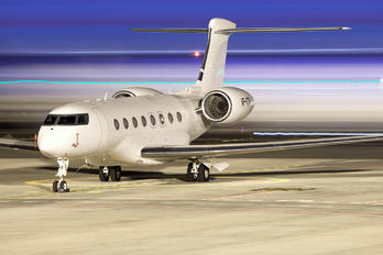 VP-CZA - Private Gulfstream Aerospace G650, G650ER