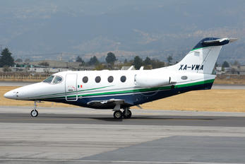 XA-VWA - Aerolineas Ejecutivas Hawker Beechcraft 390 Premier
