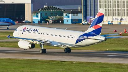 LV-BRY - LATAM Airbus A320