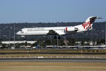 VH-FNJ - Skywest Airlines (Australia) Fokker 100
