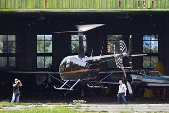 UR-OVK - Private Robinson R44 Astro / Raven