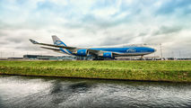 VP-BIM - Air Bridge Cargo Boeing 747-400F, ERF aircraft