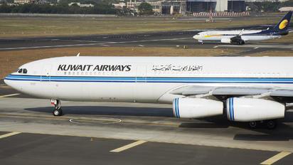 9K-AND - Kuwait Airways Airbus A340-300