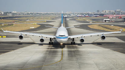 9K-AND - Kuwait Airways Airbus A340-300