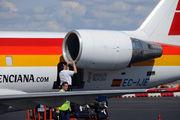 EC-IJE - Air Nostrum - Iberia Regional Canadair CL-600 CRJ-200 aircraft