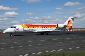 EC-IJE - Air Nostrum - Iberia Regional Canadair CL-600 CRJ-200