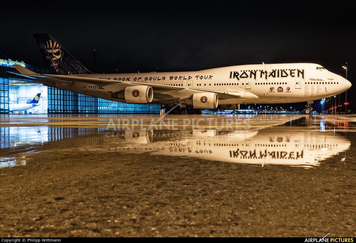 Air Atlanta Icelandic TF-AAK aircraft at Munich