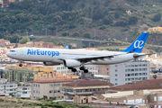 EC-MHL - Air Europa Airbus A330-300 aircraft
