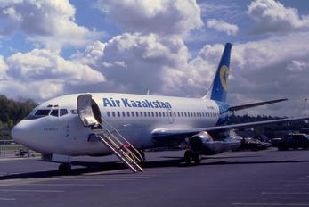 P4-RMB - Air Kazakstan Boeing 737-200