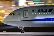 JA830A - ANA - All Nippon Airways Boeing 787-9 Dreamliner aircraft