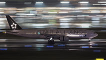 JA711A - ANA - All Nippon Airways Boeing 777-200 aircraft