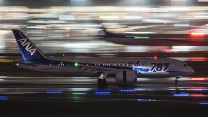 JA803A - ANA - All Nippon Airways Boeing 787-8 Dreamliner