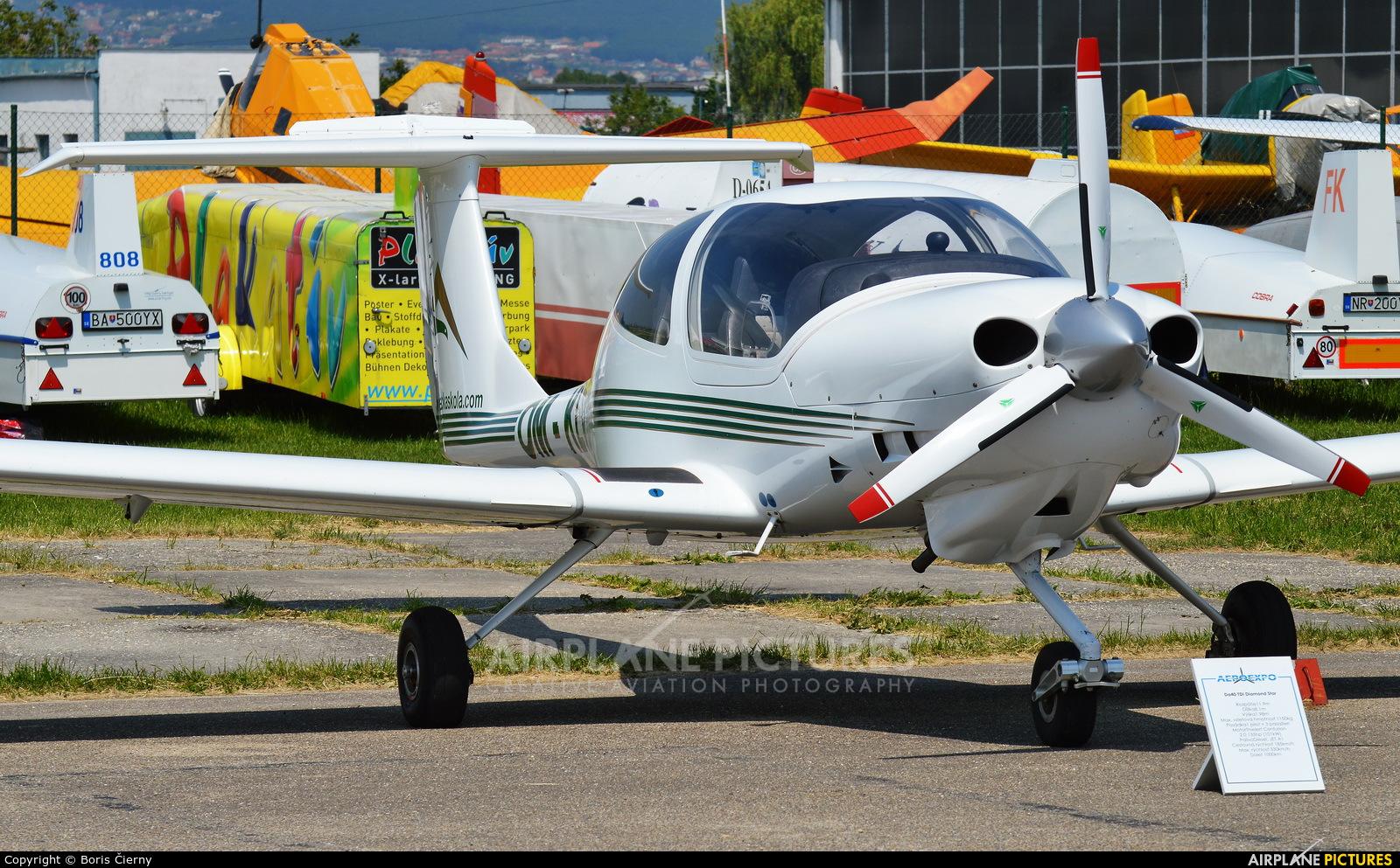 Seagle Air OM-KLV aircraft at Nitra