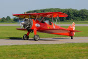 OE-AJM - Private Boeing Stearman, Kaydet (all models) aircraft